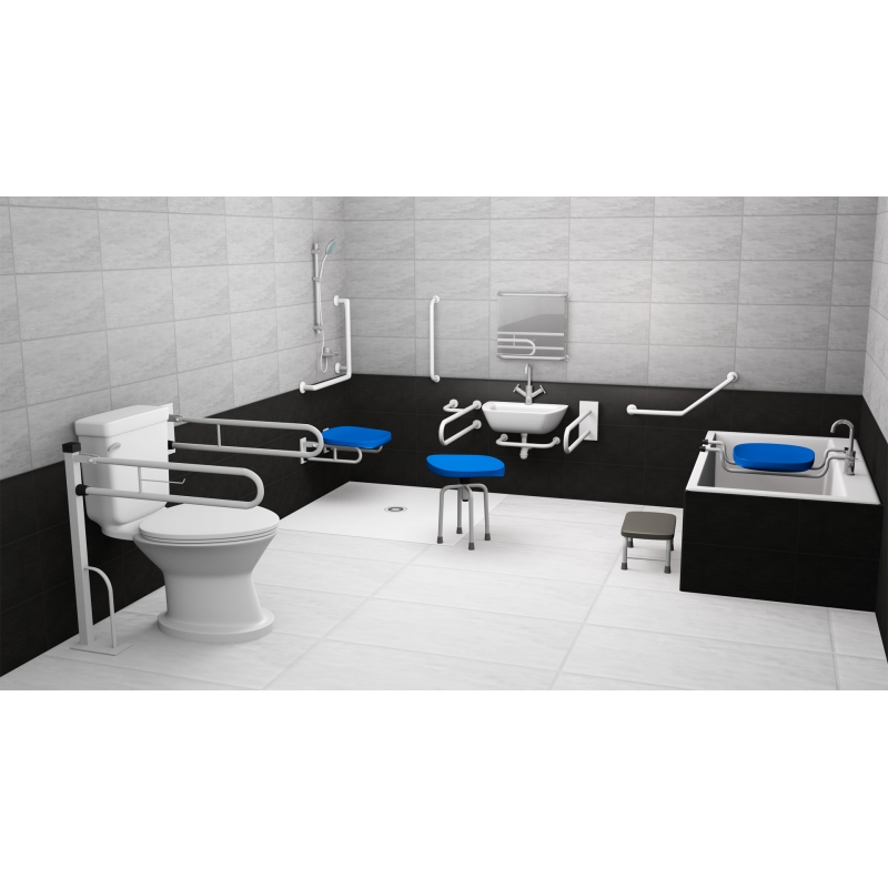 Toilet Safety Grab Rail