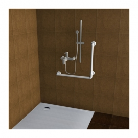 Bathtub Mounted Grab Rail