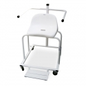 Shower transfer chair