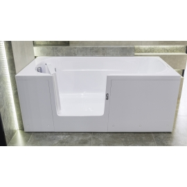 Sapphire assisted bath