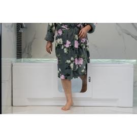 Amber custom walk in bathtub