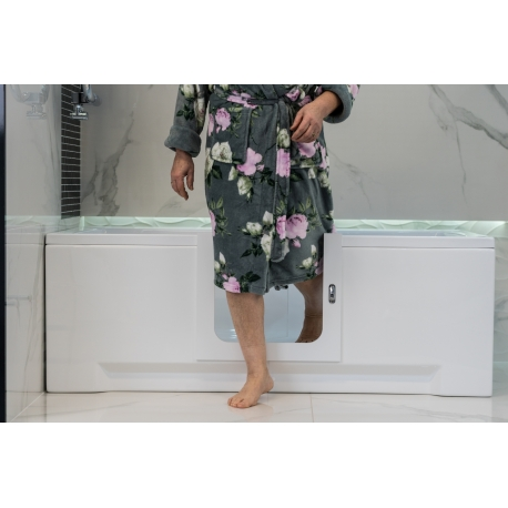 Amber custom walk in bath